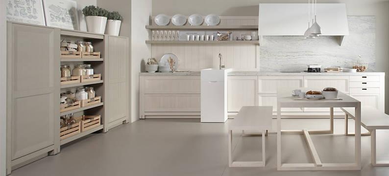 Muebles de cocina noveltytienda de muebles de cocina - Cuisine couleur sable ...