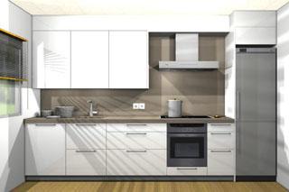 Reforma de cuina a Sant Pere de Ribes amb mobles de cuina Dica