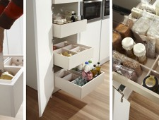 Muebles de Cocina Blanco Polar