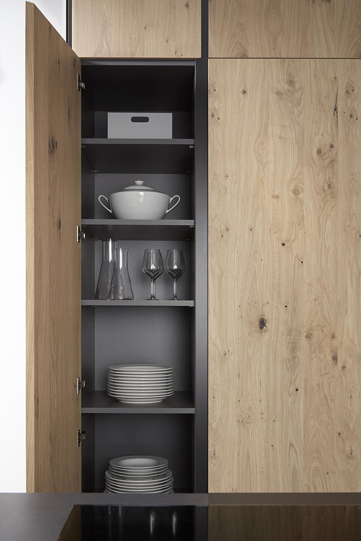 Mueble de cocina dica serie 45 roble r stico novelty for Muebles de cocina dica