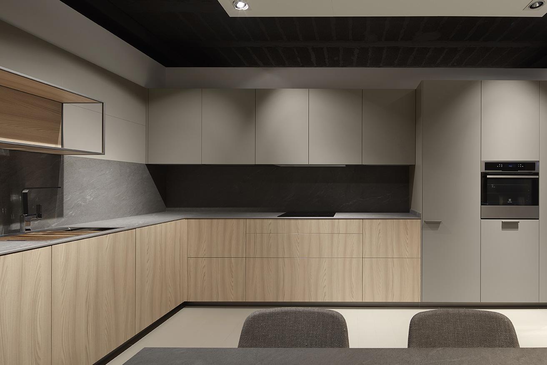 Mueble de cocina Dica Serie 90 olmo natural milano - Novelty ...