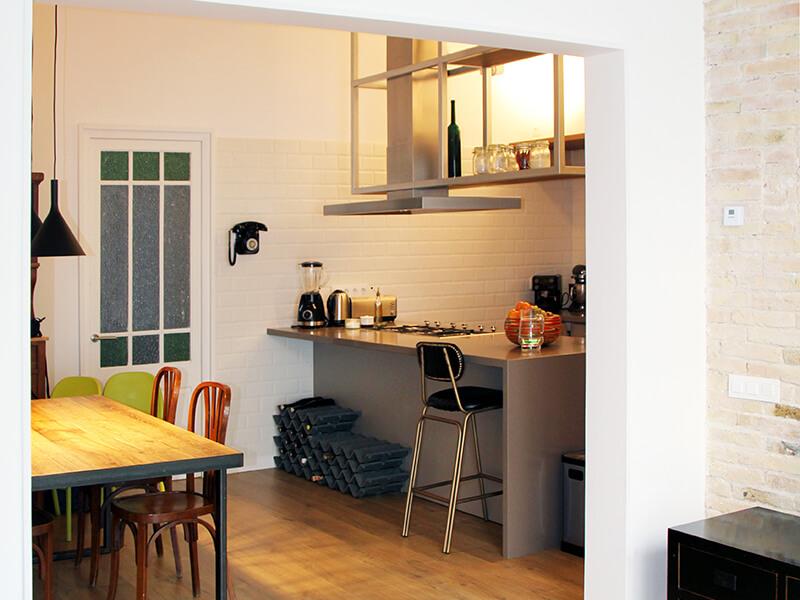 Reforma de cocina en Sant Pere de Ribes 01