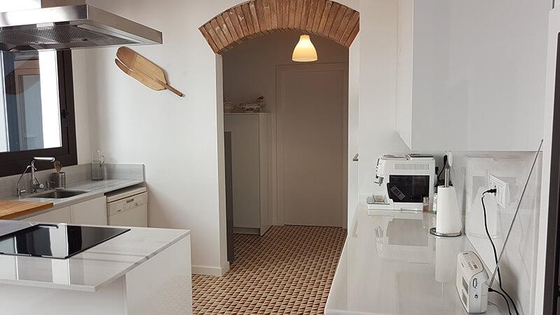 Reforma cocina muebles Dica Sant Pere de Ribes