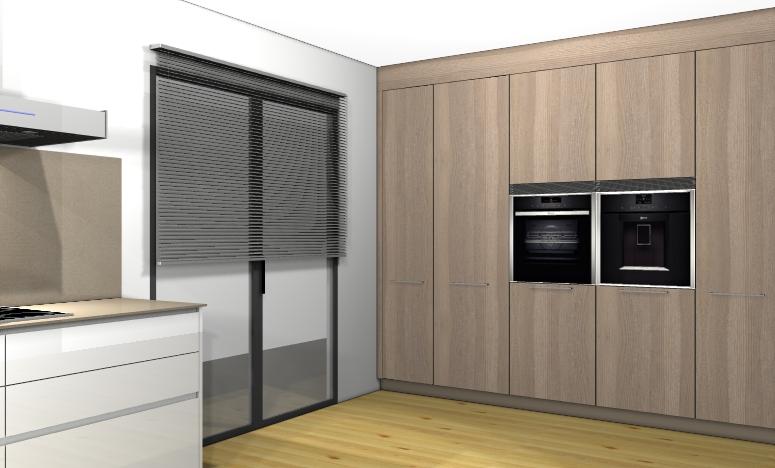 Reforma de muebles de cocina en el arb s novelty for Muebles vilanova i la geltru