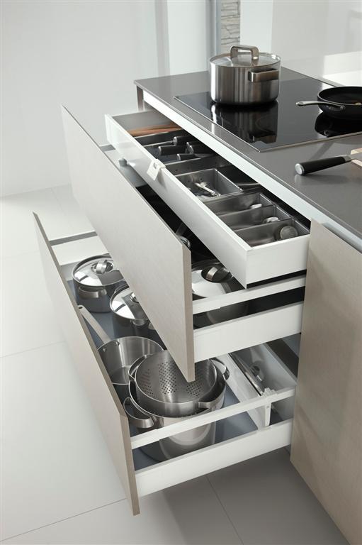 Reforma de cocina mueble dica lino cubiertos muebles de - Muebles de cocina dica ...