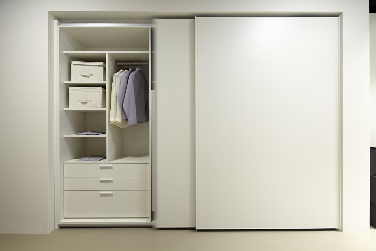 Es armarios dica puertas correderas blancoroto ca - Interiores armarios empotrados puertas correderas ...