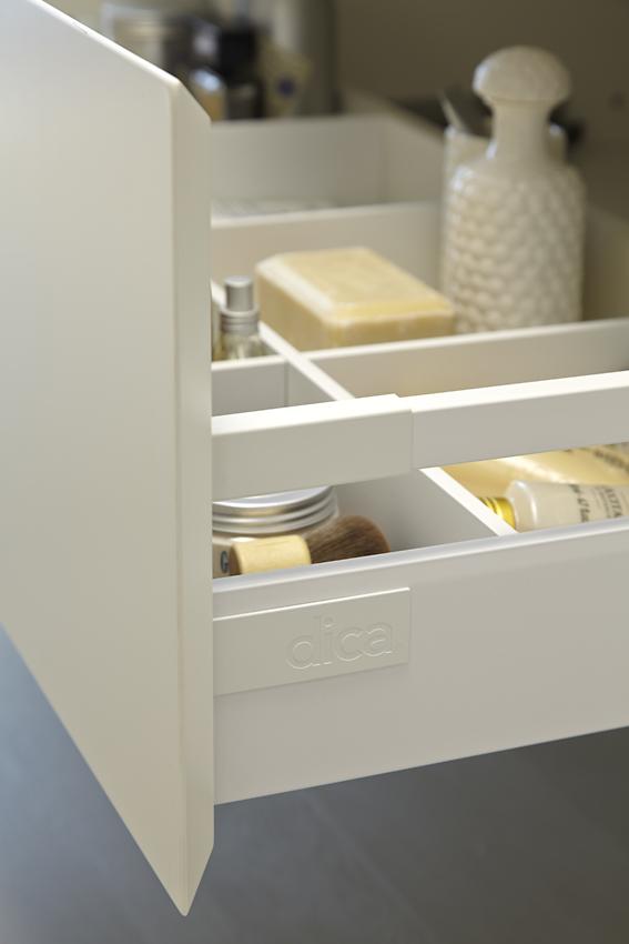 reforma baño mueble dica blanco - Muebles de Cocina Novelty