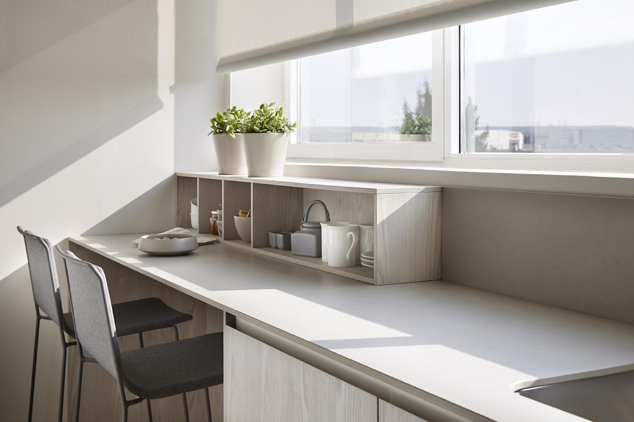 Mueble de cocina dica reforma fresno muebles de cocina - Muebles de cocina dica ...
