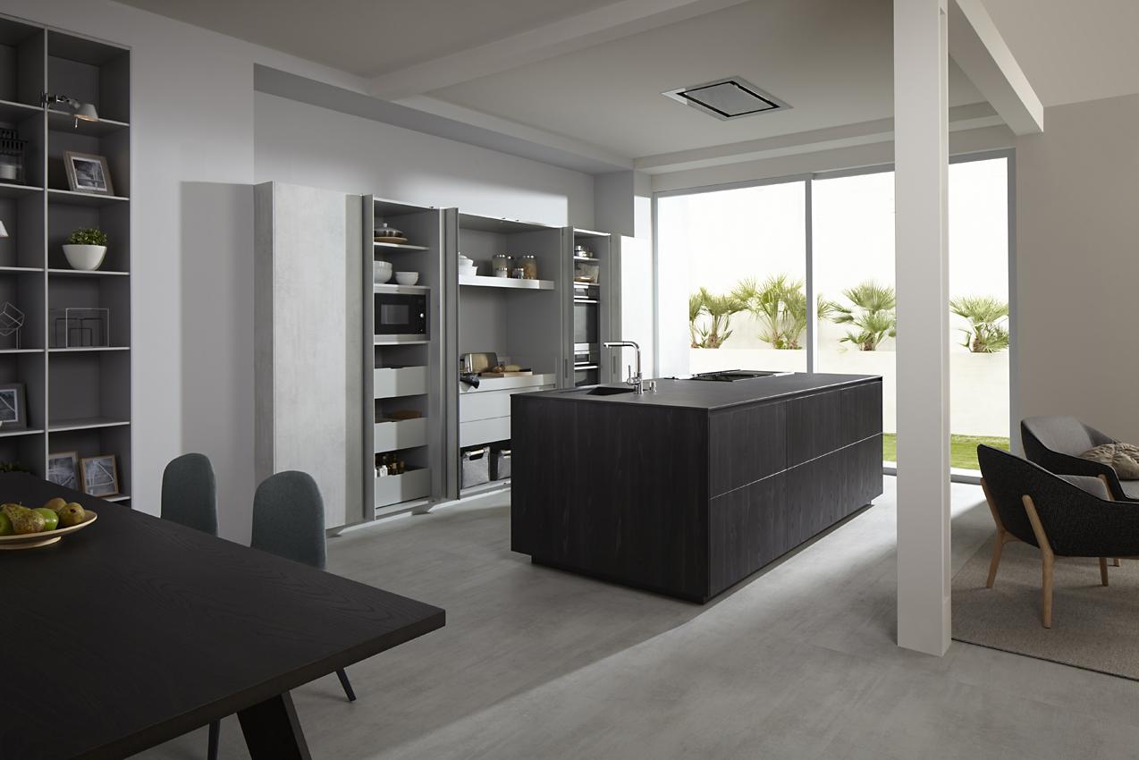 Mueble de cocina dica cemento muebles de cocina novelty - Muebles de cocina dica ...