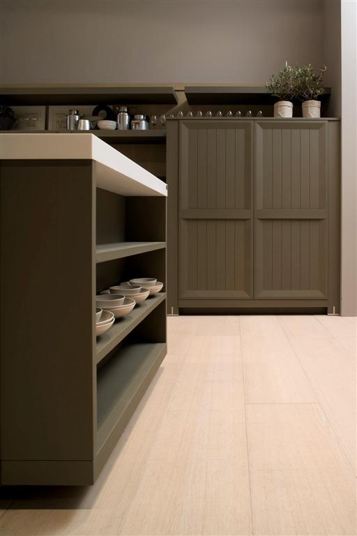 Mueble de cocina dica arkadia natural y terracota 1330 for Muebles de cocina dica