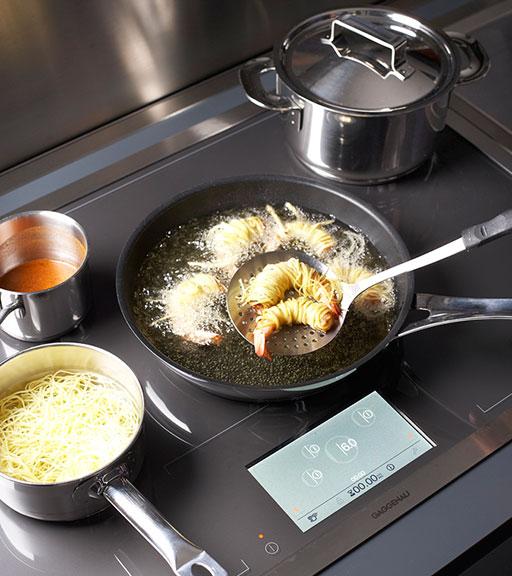 reforma de cocina vitrocerámica 5