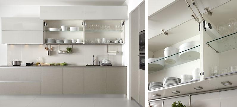 Muebles de cocina cocina lino natural muebles de cocina for Muebles de cocina dica