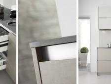 Muebles de cocina dica lino natural