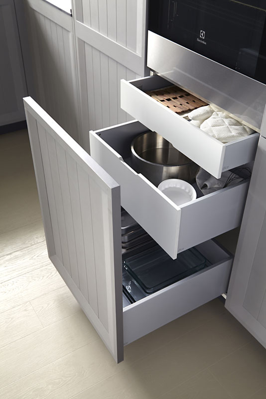 Muebles de cocina Dica Arkadia Gris Grafito
