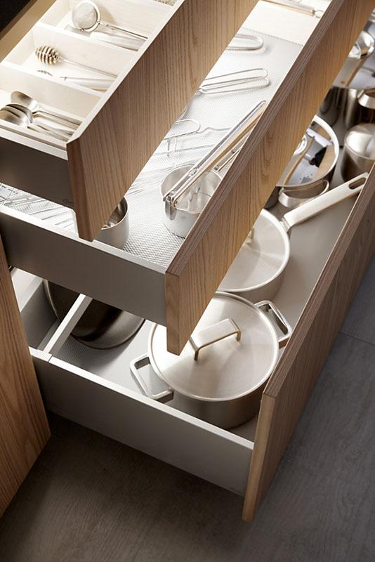 Mueble de cocina dica serie 45 gris tormenta novelty for Muebles vilanova i la geltru