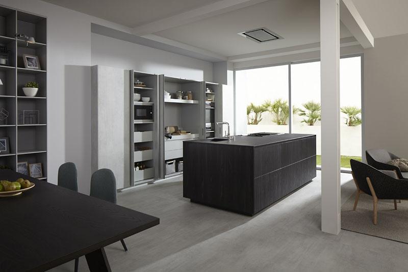 es]Muebles de Cocina Cemento Fresno Humo[]  Muebles de Cocina