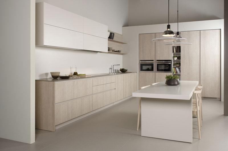 Es muebles de cocina roble tempo claro muebles de - Muebles de cocina dica ...