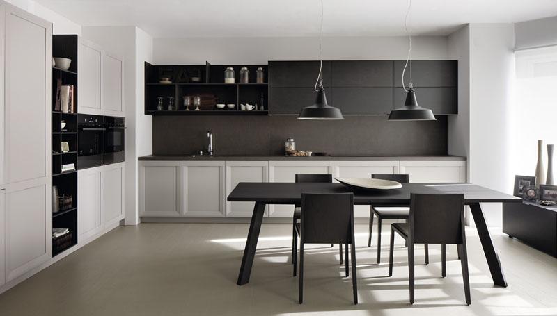 Mueble de cocina dica soho piedra olmo ceniza novelty for Muebles vilanova i la geltru