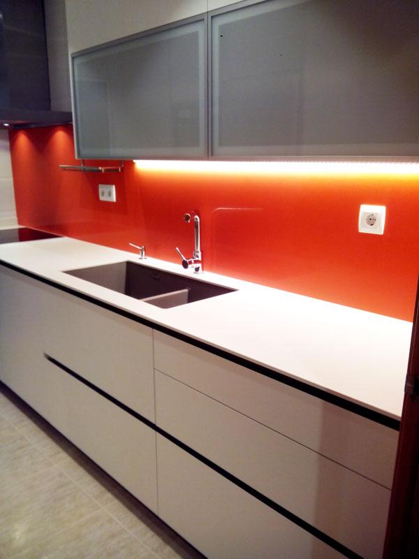 Reforma de cocina en sitges muebles de cocina novelty - Muebles de cocina blancos ...