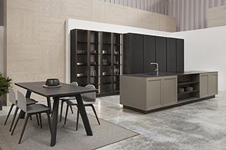 Mueble de cocina Dica Soho - Alondra Fumé